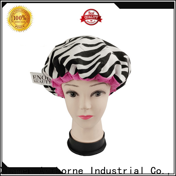Artborne steam satin hair cap suppliers for hair