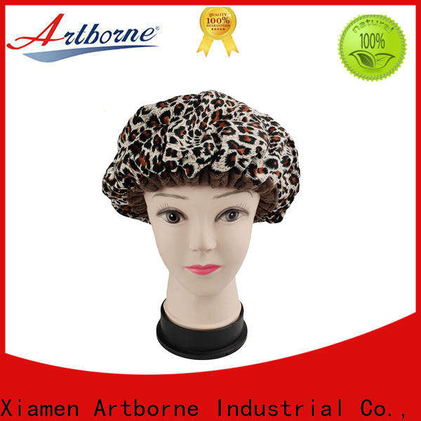Artborne New thermal conditioning heat cap manufacturers for women