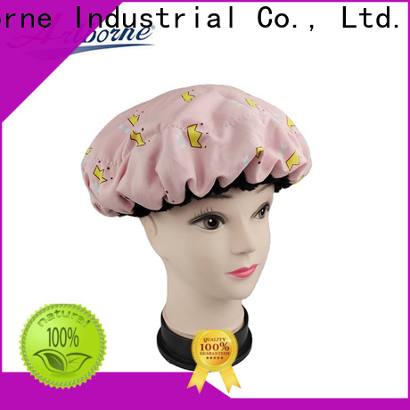 Artborne high-quality hair bonnet for business for women