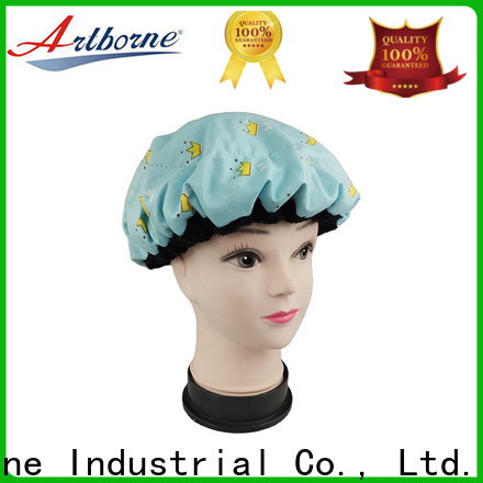 Artborne custom thermal cap for hair treatment and deep conditioning for business for hair