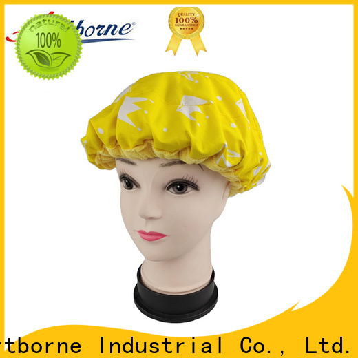 high-quality conditioning caps heat treatment safe supply for lady