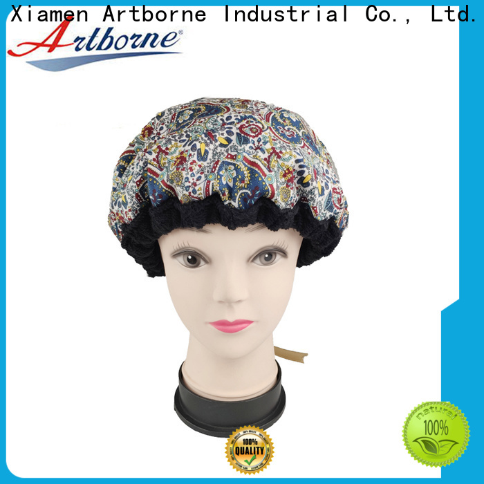 latest conditioning bonnet reusable factory for lady