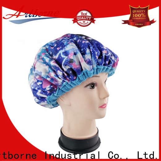 Artborne custom conditioning bonnet company for lady