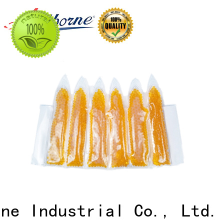 Artborne keep wine ice bag manufacturers for wine bottle