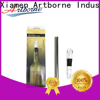 Artborne best wine bottle chiller bag suppliers for food
