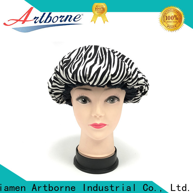 latest deep conditioning cap salon company for women