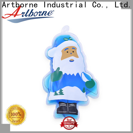 Artborne high-quality ice packs with logo manufacturers for back pain