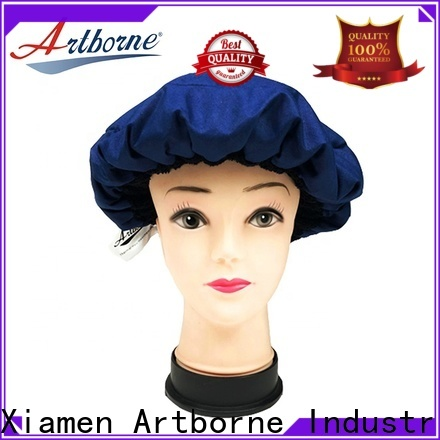 Artborne best cordless conditioning heat cap factory for women