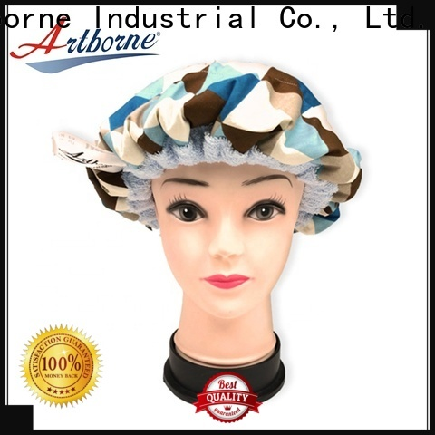 Artborne reusable thermal conditioning heat cap supply for lady