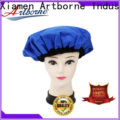 Artborne wholesale washable shower cap manufacturers for home
