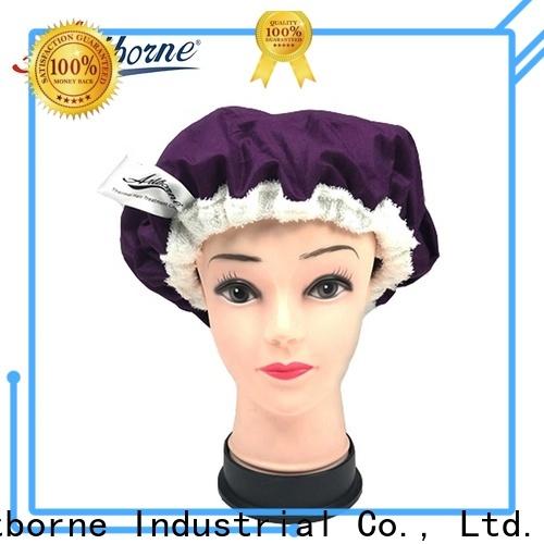 wholesale satin cap heat manufacturers for hair
