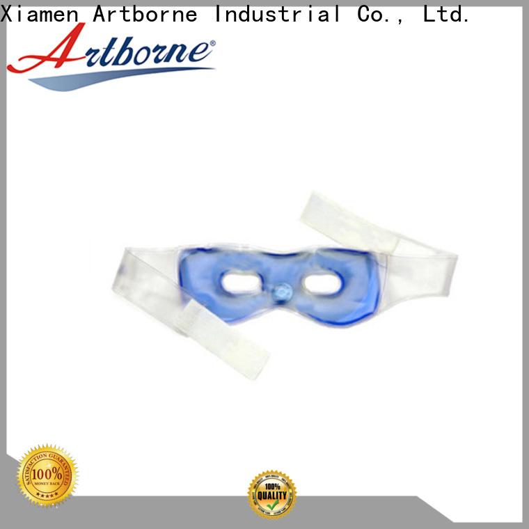 Artborne migraine soft hot cold pack company for neck