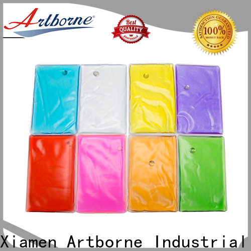 Artborne promotion gel hot cold pads company for back