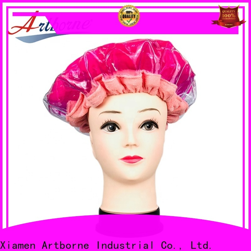 New professional conditioning heat cap care company for lady