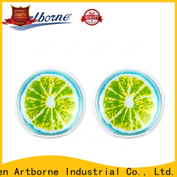 Artborne sleeping cool eye pad factory for women