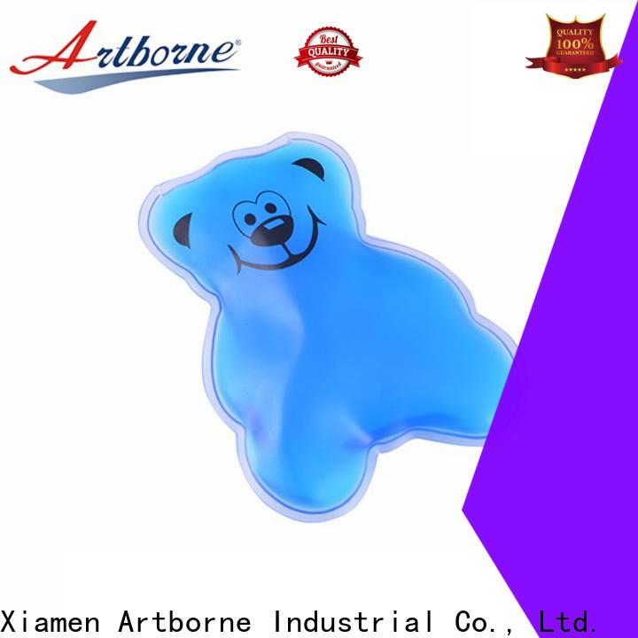 Artborne cartoon comfort gel pack supply for shoulder pain