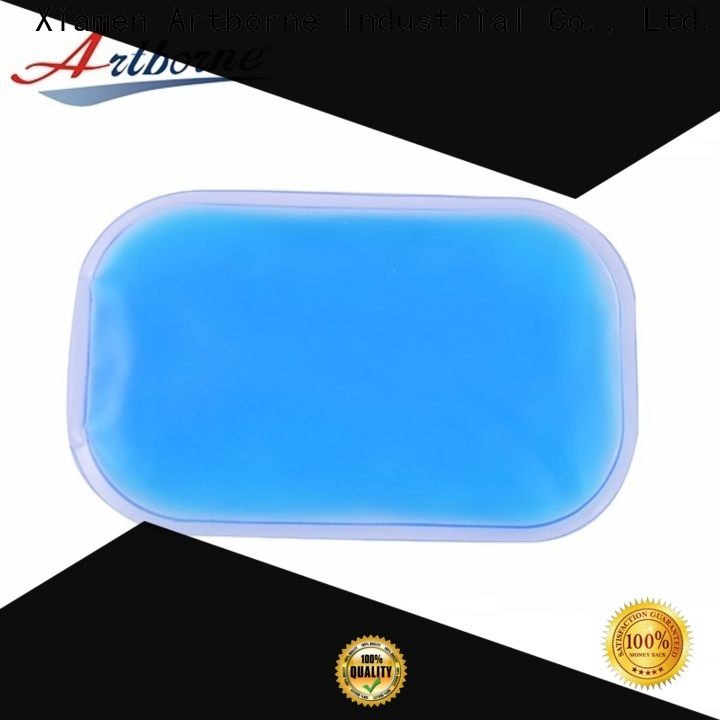 Artborne animal soft gel ice pack company for back