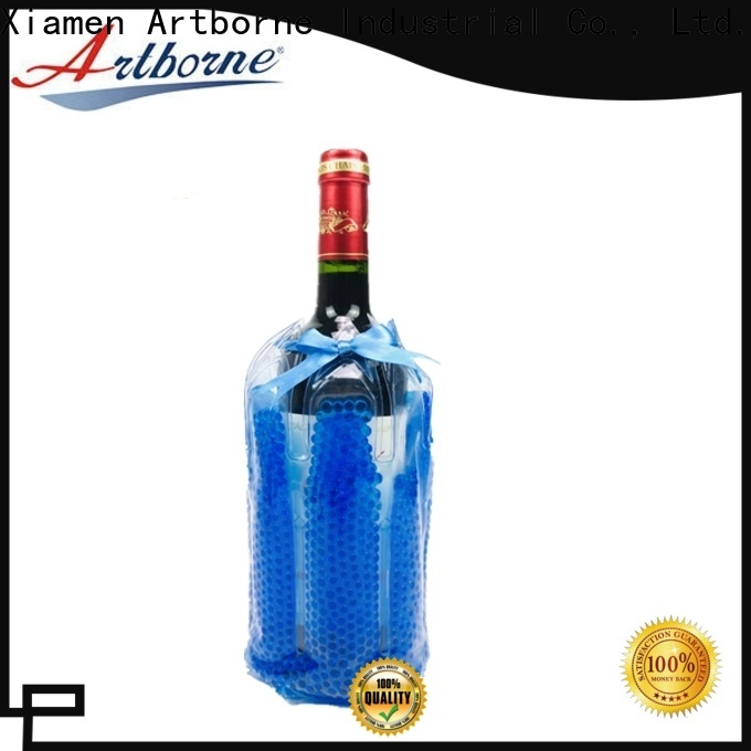 latest wine cooler ice bag ice factory for food
