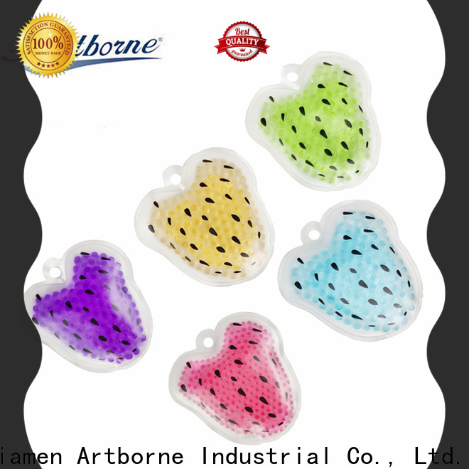 Artborne festival ice packs for injuries manufacturers for kids