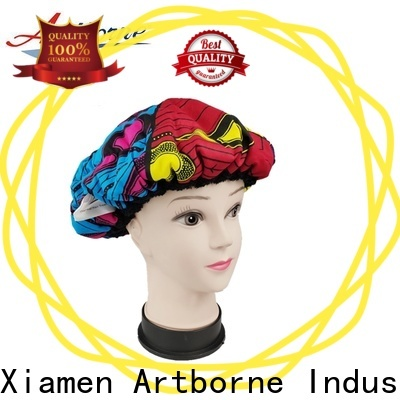 Artborne latest heat cap for deep conditioning factory for shower