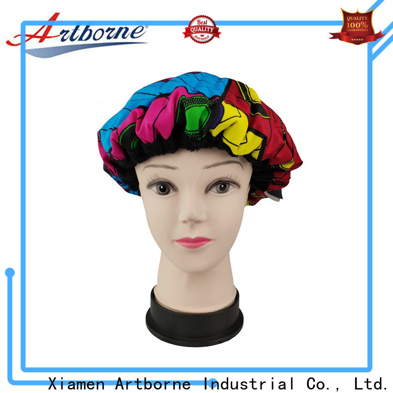top hair cap for sleeping cordless for business for women