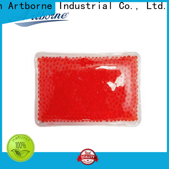 Artborne foot head ice pack manufacturers for face