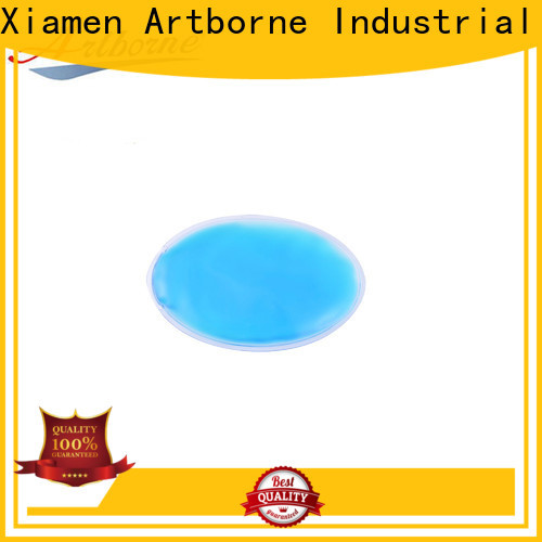 Artborne wholesale cool heat gel pack for business for face