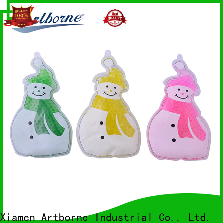 Artborne top beads ice pack factory for swelling