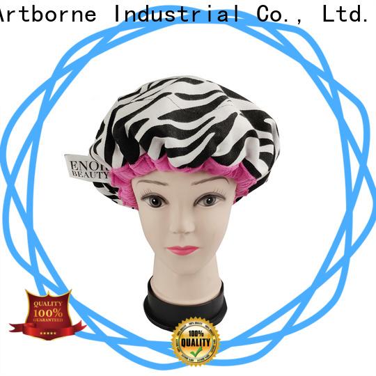 Artborne cap heat cap for deep conditioning supply for women