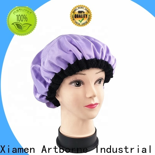 Artborne therapy best shower cap for deep conditioning for business for women