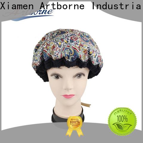 Artborne top satin lined bonnet suppliers for lady
