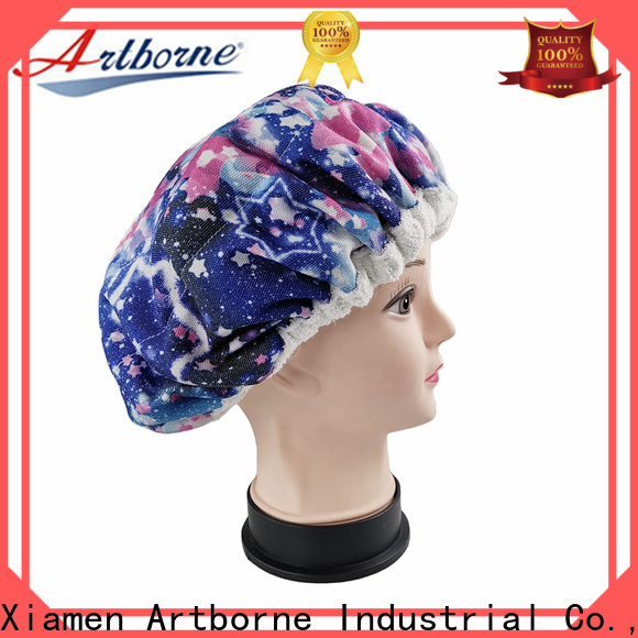 Artborne high-quality conditioning bonnet for business for hair