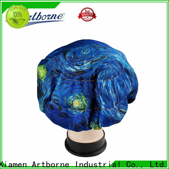 Artborne home thermal hot head deep conditioning cap company for home