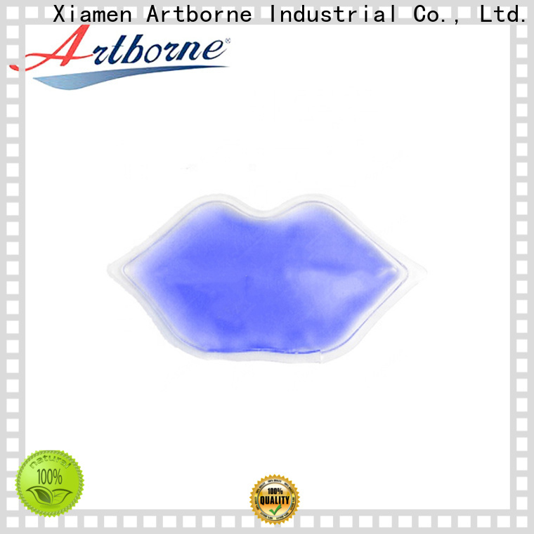 high-quality reusable gel heating pad facial supply for body