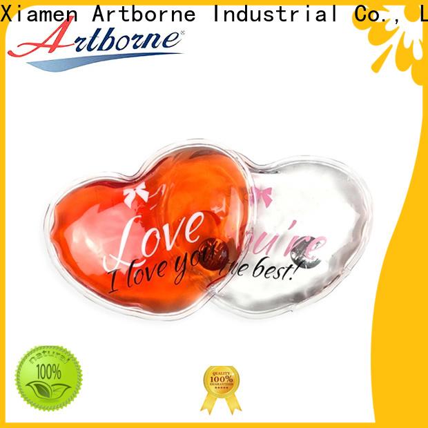 Artborne top body warmer heat pad suppliers for body