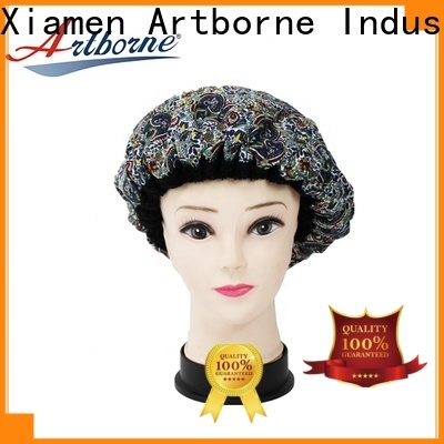 Artborne heating thermal deep conditioning cap factory for hair
