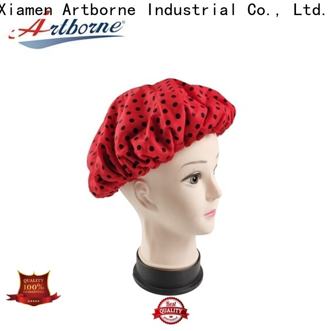 Artborne wholesale heat cap for deep conditioning factory for hair