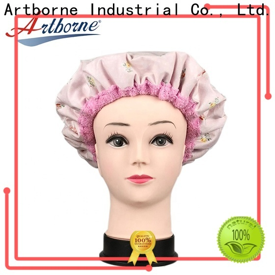 Artborne top best shower cap for deep conditioning company for hair