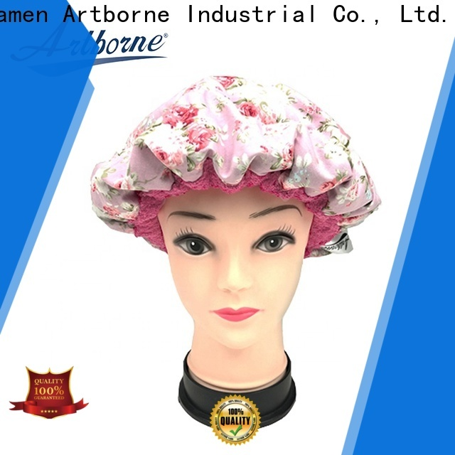 Artborne deep shower cap for women suppliers for lady