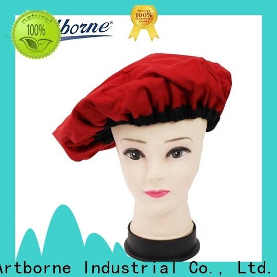 New gel hair cap hair factory for shower