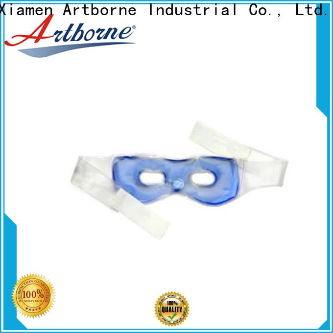 Artborne acetate hot cold gel pack factory for neck