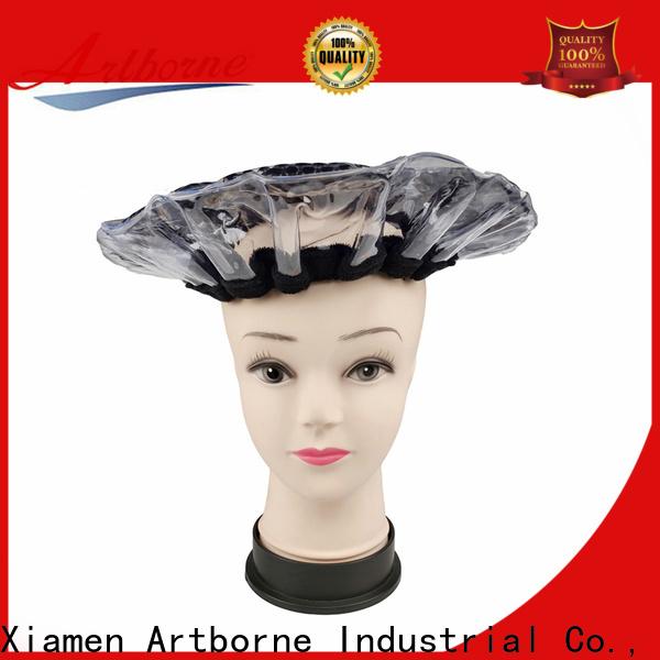 Artborne custom gel bead hair cap suppliers for home