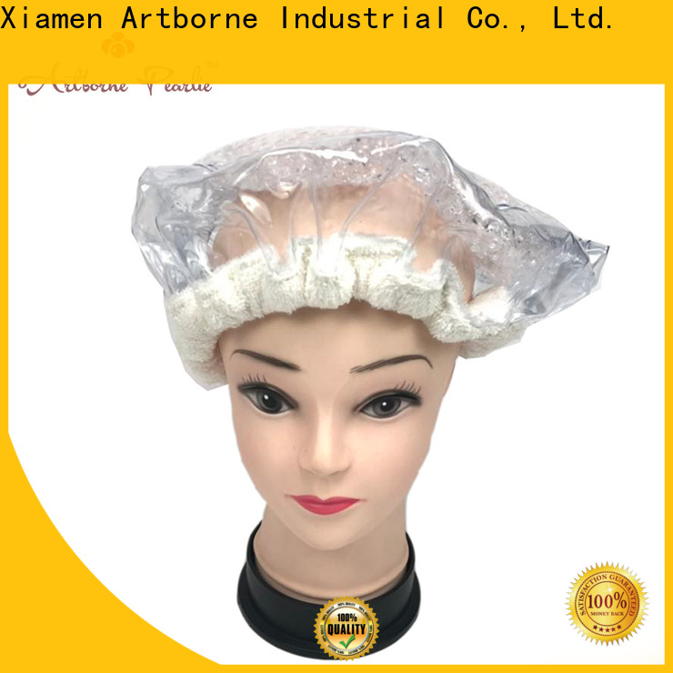 Artborne latest microwavable deep conditioning cap supply for hair