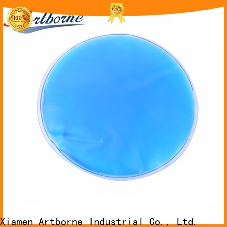 Artborne best best reusable ice packs for injuries manufacturers for back