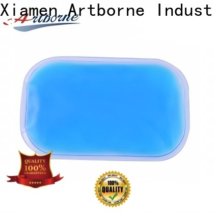 Artborne quick ice pads for back pain factory for muscle strain