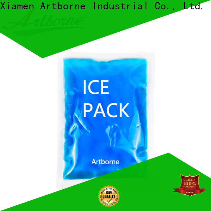 latest small reusable ice packs massage supply for back pain