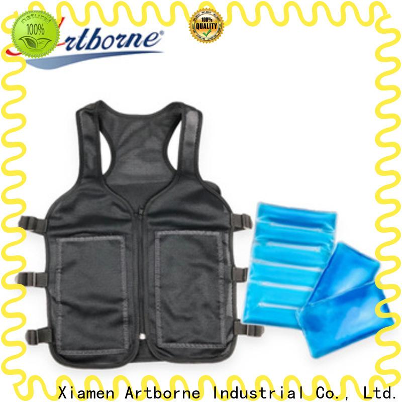 Artborne vest reusable medical ice pack manufacturers for shoulder pain