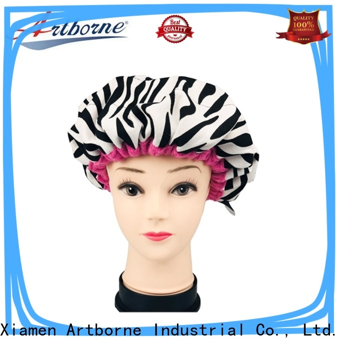 Artborne New microwavable heat cap suppliers for women