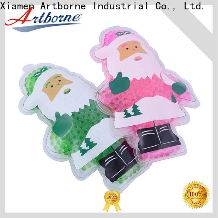 Artborne care ice packs for feet company for face