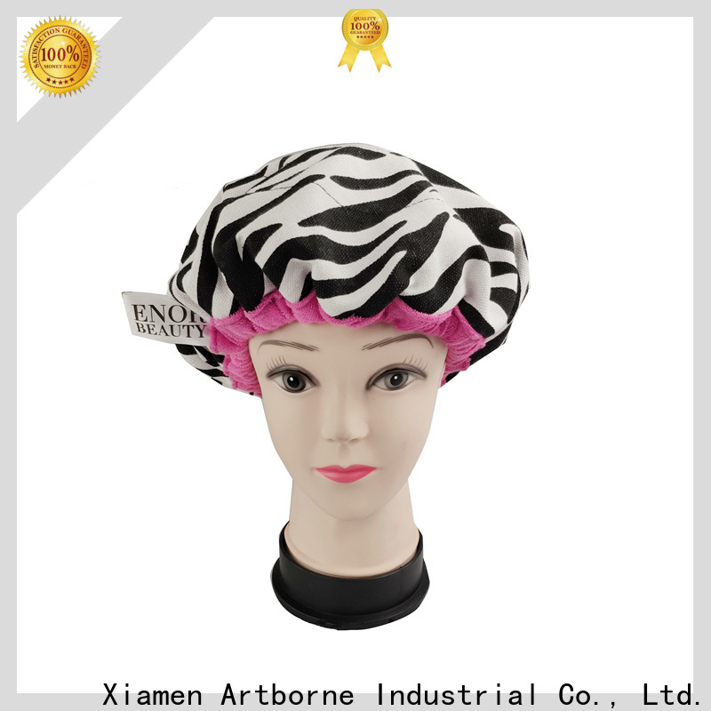 latest heat cap for deep conditioning deep factory for lady